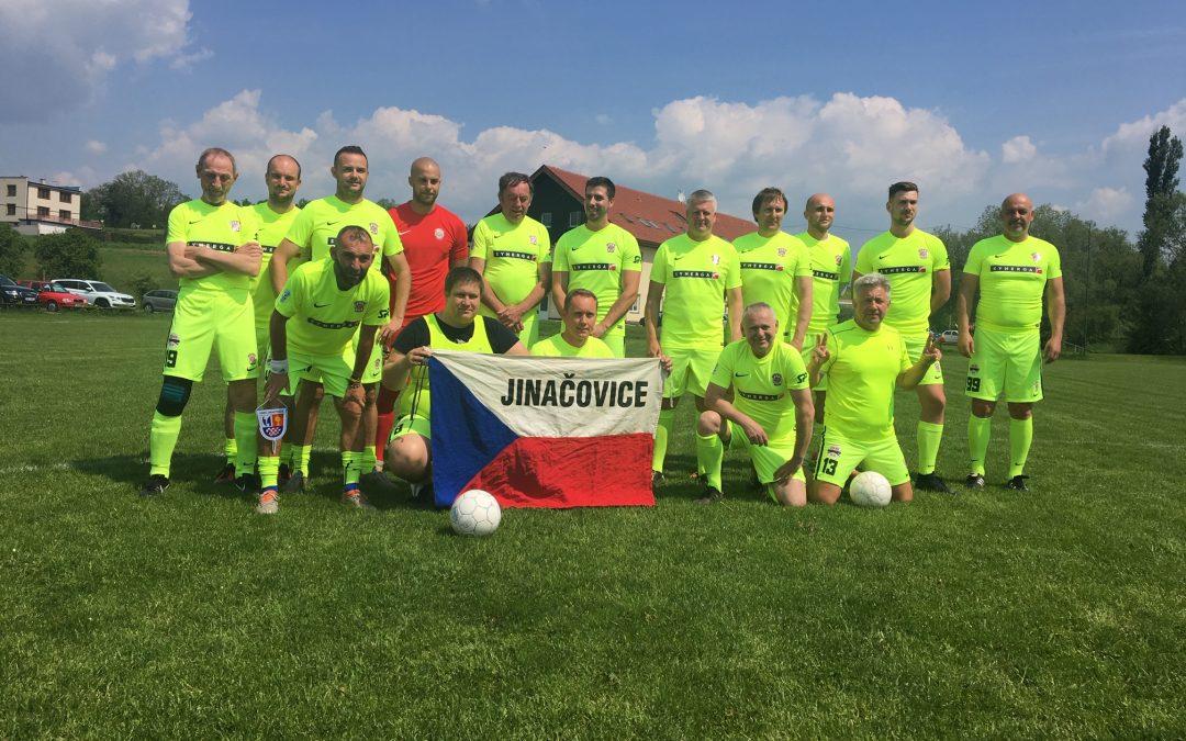 Přátelské fotbalové utkání s výběrem Britské Kolumbie